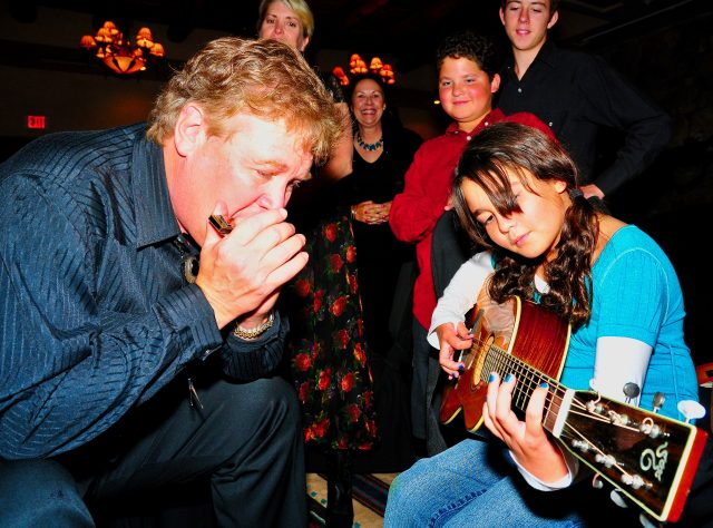 Jammin' with a Pro!